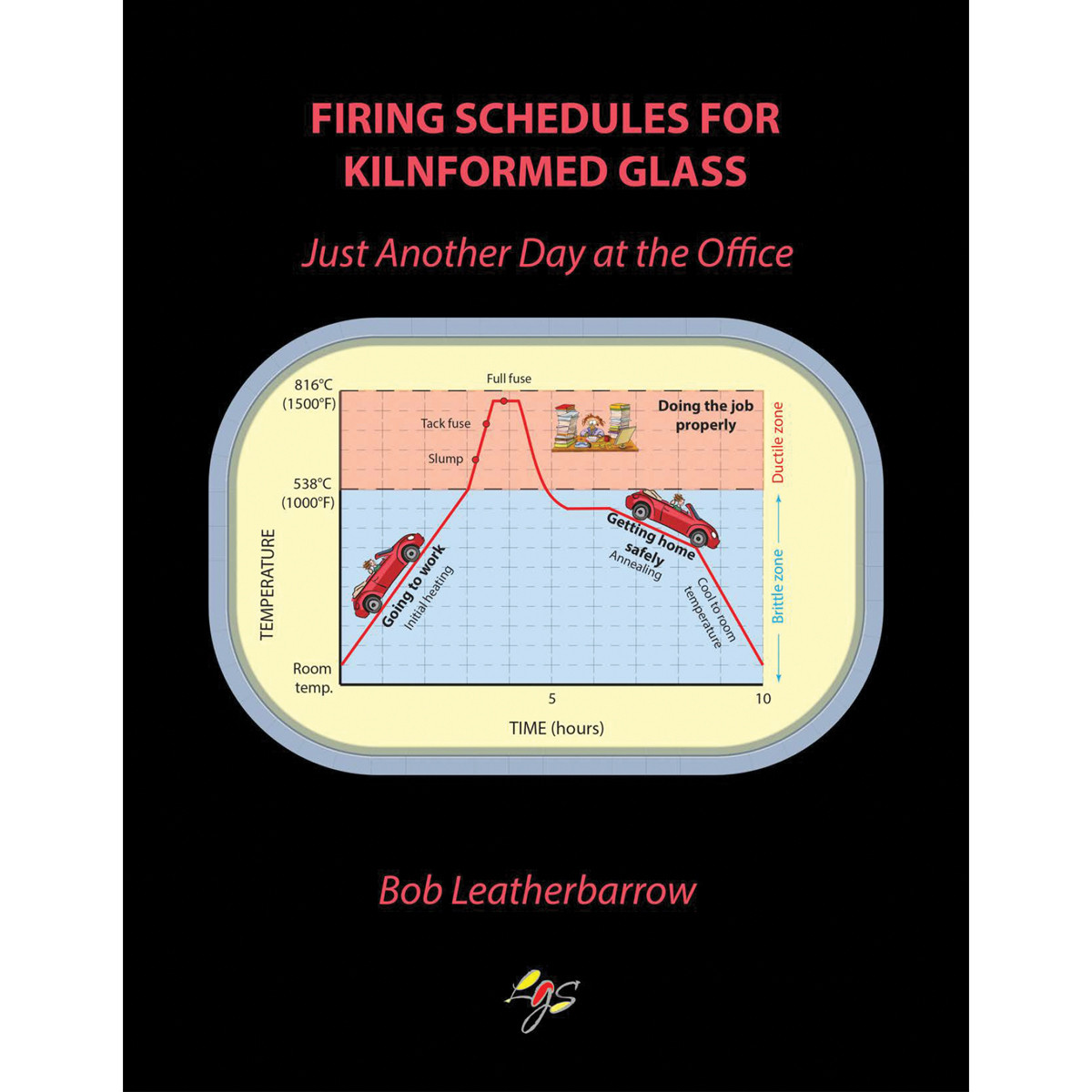 Ebook | Firing Schedules for Kilnformed Glass - Just Another Day at the Office