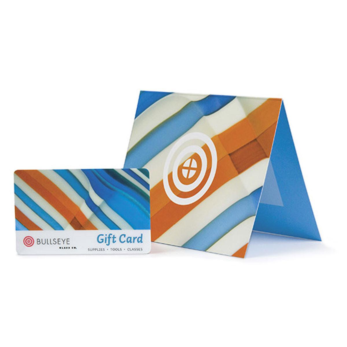 Bullseye Gift Card