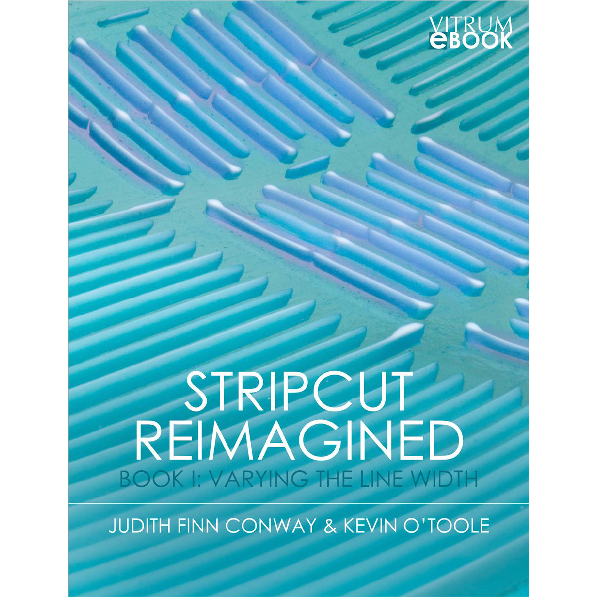 Ebook | Varying the Line Width - Stripcut Reimagined Book 1