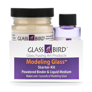 Modeling Glass Ebook and Starter Kit (Price Includes U.S. Postage)