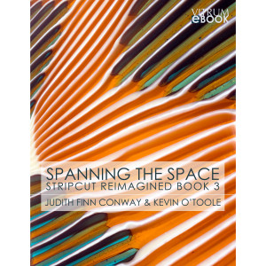 Ebook | Spanning the Space - Stripcut Reimagined Book 3